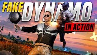 FAKE DYNAMO EPISODE 1 | DYNAMO TROLLING RANDOM PLAYERS | PUBG MOBILE FUNNY MOMENTS
