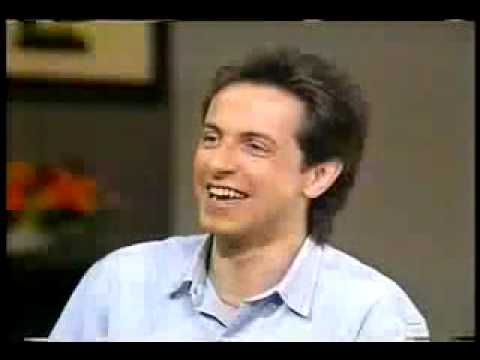 Clive Barker on Good Morning America