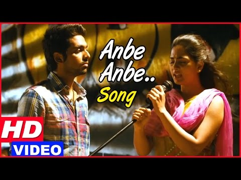Darliing Tamil Movie - GV Prakash talks about his ex girlfrriend | Anbe Anbe Song