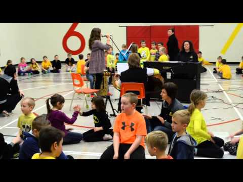 Mapleton School Cup Song