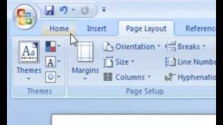 Tips & Tricks on adding a watermark to a Word 2007 Document