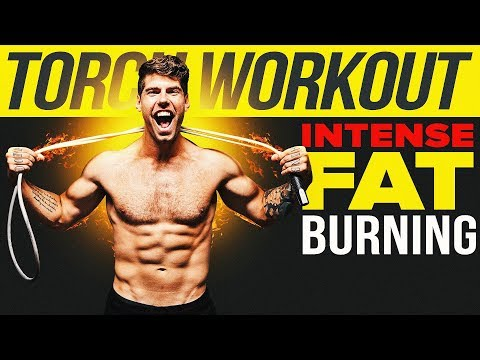 15 Minute Fat Burning Jump Rope Workout