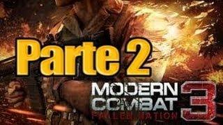 Modern Combat 3 - Parte 2 - Español