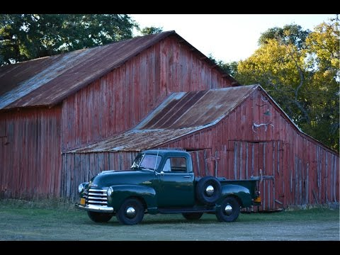 1953 Chevrolet 3100 Ranch Truck 'Luther'