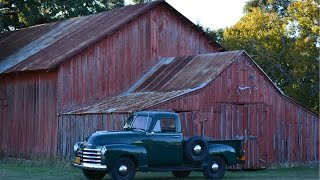 "1953 Chevrolet 3100 Ranch Truck ""Luther"""