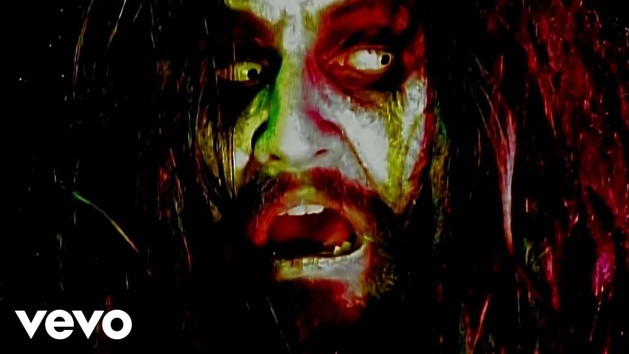 Rob Zombie - Dragula (Official Music Video)