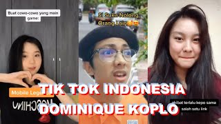 Download Lagu DOMINIQUE KOPLO TIK TOK INDONESIA | DJ REMIX LAGU DOMINIQUE KOPLO TIK TOK VIRAL 2020 mp3