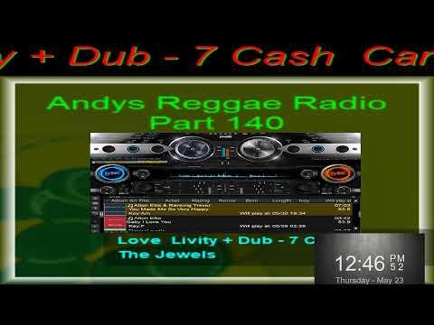 Andys Reggae Radio-Part 140