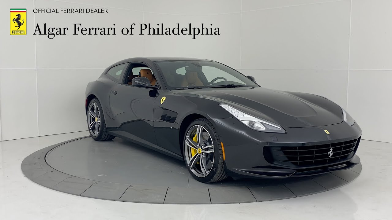 2018 Ferrari Gtc4lusso T Algar Ferrari Of Philadelphia Youtube