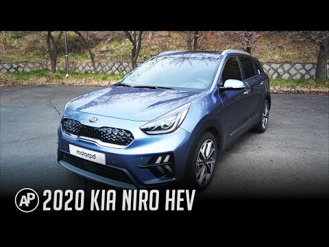 I'm 2020 Kia Niro Hybrid - Hatchback, Crossover? With Battery & Electric Most Practical Clean Car?