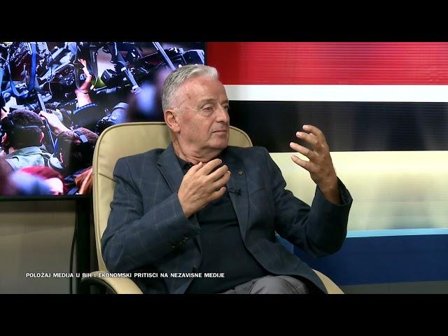 Položaj medija u BiH i ekonomski pritisci na nezavisne medije - NTV Arena