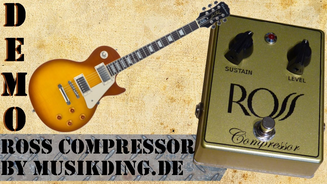 The Compressor Ross - Compressor kit