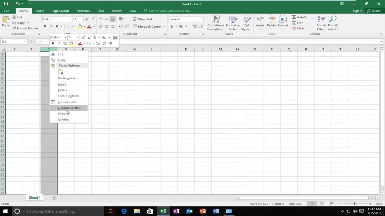 How To Add Dollar Sign In Microsoft Excel [Tutorial]