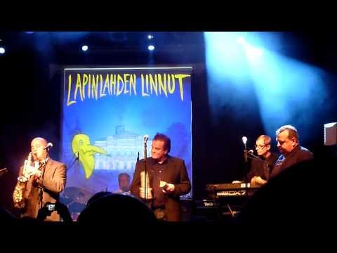 Lapinlahden Linnut: Saako Niin Tehdä (Tavastia Live 9.12.2009)