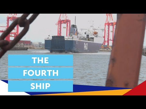 Our Fourth Ship | Liverpool - Dublin | P&O Ferries | Freight | Shipping