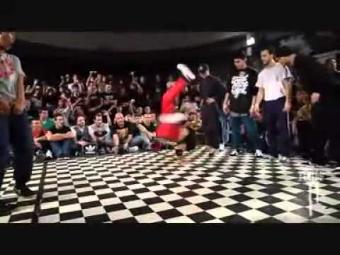 Bboy Taisuke -Best clip of 2010