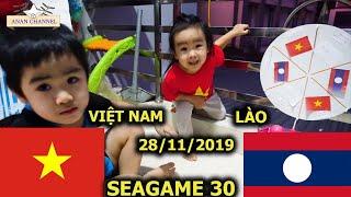 SEAGAME 30   VIỆT NAM -  LÀO   DỰ ĐOÁN VÒNG LOẠI   ANAN CHANNEL TV
