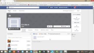 comment créer ou supprimer une page facebook