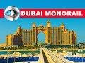 Palm Jumeirah Dubai Monorail United Arab Emirates 3