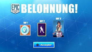 Fortnite Season 9 GET FREE daily rewards! Fortnite Battle Royale