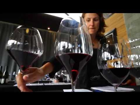 Riedel Central Otago Pinot Noir Workshop with Georg Riedel