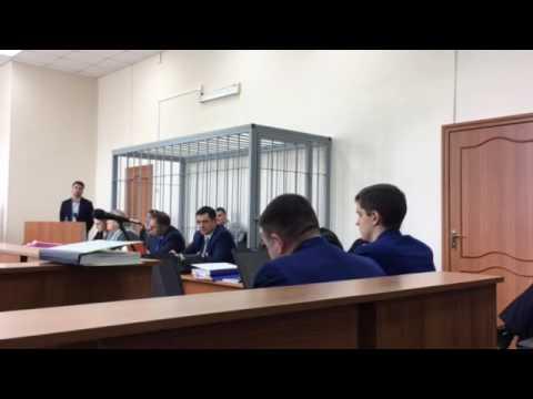 Козлов дает показания в рамках