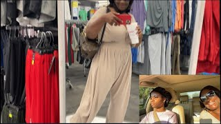 VLOG: OMG SHE ALMOST RAN INTO THE HOUSE! MOMMY DAUGHTER HITING THESE STREETS!