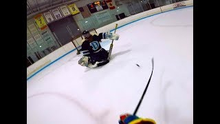 Ice Hockey Highlights | FBB vs Dangleberries | 8-1-17