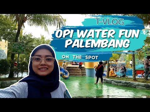 vlog -serunya-menikmati-wahana-air-di-opi-water-fun-palembang