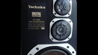 Акустика Technics SB CD 500