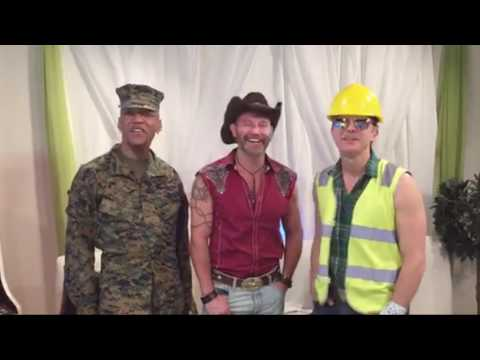 VILLAGE PEOPLE Interview.  We have been doing the M all wrong