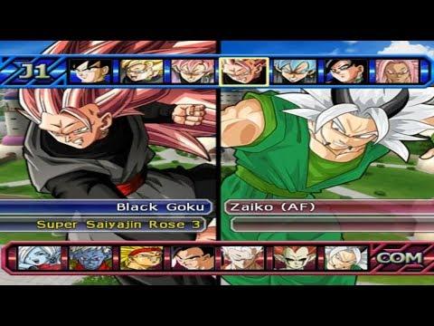 DRAGON BALL  BUDOKAI TENKAICHI 3 VERSION LATINO FINAL GAMEPLAY DE LA  ISO 12