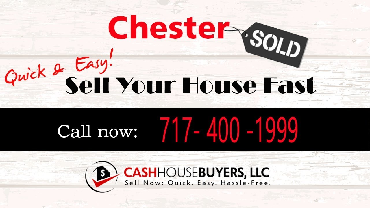 HOW IT WORKS We Buy Houses Chester PA | CALL 7174001999 | Sell Your House Fast Chester PA