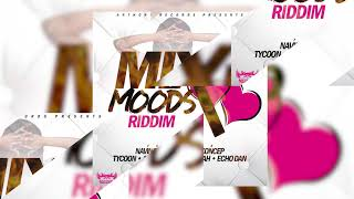 D'koncep - The First Time [Mixed Moods Riddim] August 2019