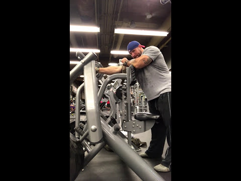 deadstop hammer rows
