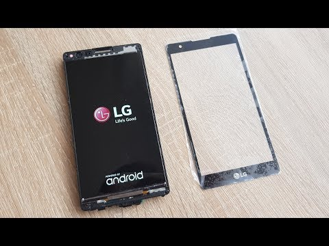 🔧LG X Power Glass Only Replacement - done for 5$! (no LOCA needed)