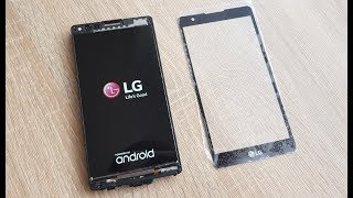 LG X Power Glass Only Replacement - done for 5!!! (no LOCA needed)