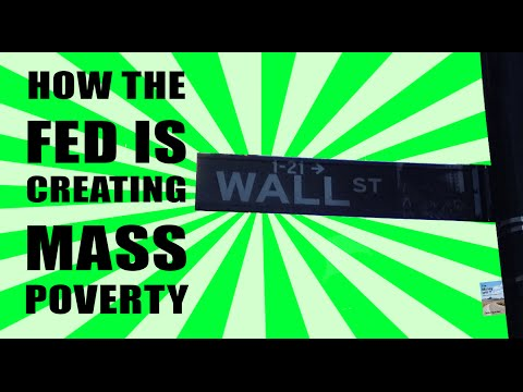 How QE Increases Poverty Which Leads to CIVIL UNREST & RIOTS!