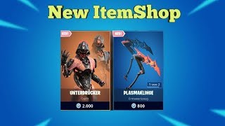 Fortnite Item Shop 18.8.19 I NEW Cooler SKIN + SPITZHACKE I Fortnite Battle Royale Shop
