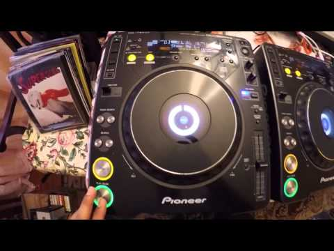 pioneer cdj 1000 mk2 for sale youtube. Black Bedroom Furniture Sets. Home Design Ideas