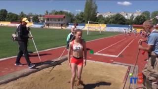 Итоги Чемпионата Украины по легкоатлетическому четырехборью