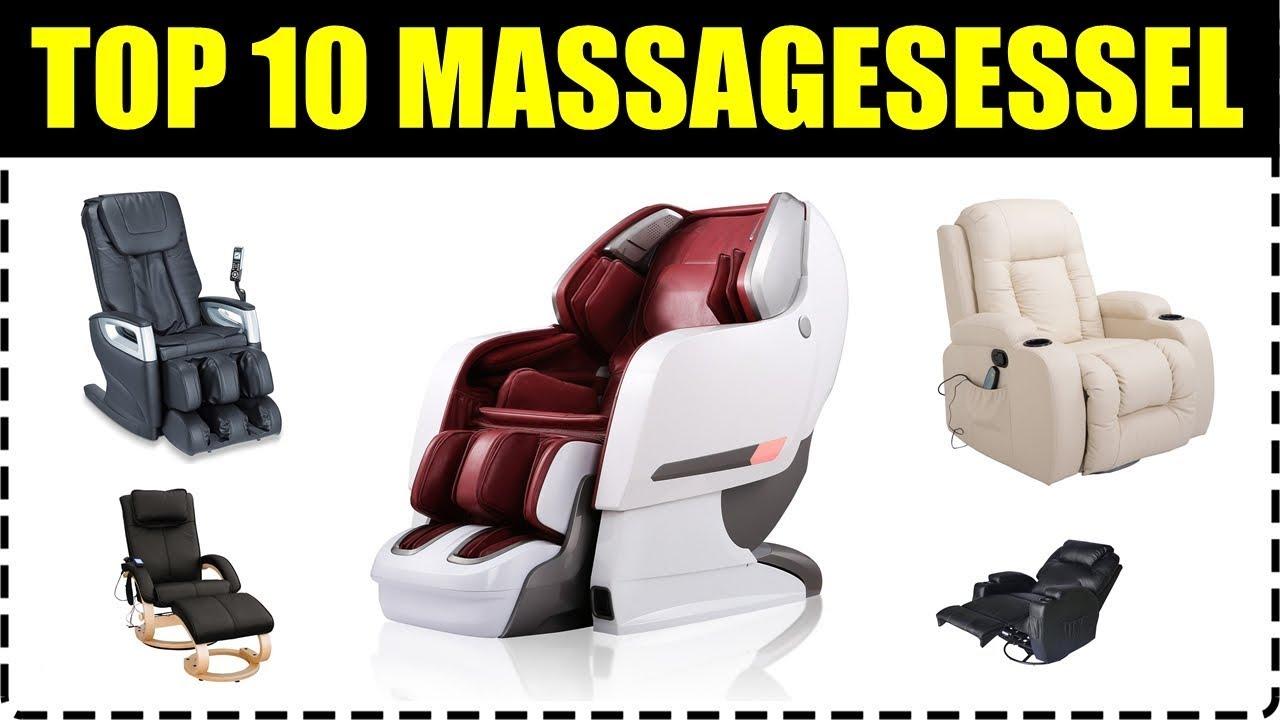 TOP 10 MASSAGESESSEL Massagesessel Test 2018 Relaxsessel Komfort Deluxe