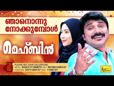 ഞാനൊന്നു നോക്കുമ്പോൾ |  Hit Song Of Afsal | MEHBIN | Super Hit Mappila Album | Afsal