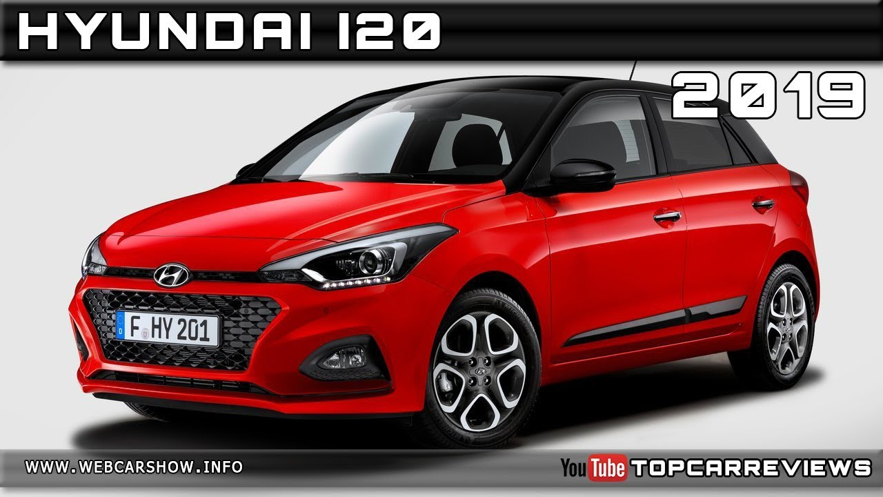 2019 Hyundai I20 Review Rendered Price Specs Release Date Youtube