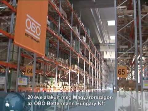 20 ves az obo bettermann hungary youtube. Black Bedroom Furniture Sets. Home Design Ideas
