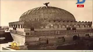 بالفيديو.. سرقة باب ضريح الإمام الشافعي