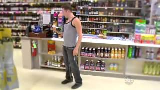 WWYD: Man Drops Pricey Wine in Store Will He Pay