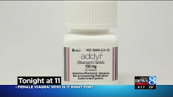 At 11: Who is 'female Viagra' right for?