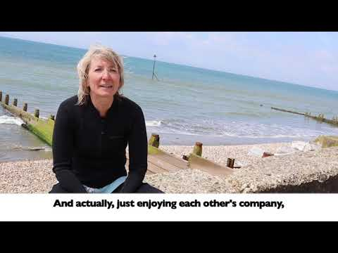 West Sussex CC Makes a video about our story