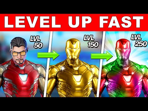 HOW TO LEVEL UP FAST IN FORTNITE SEASON 4 (UNLOCK ALL HOLO FOIL, SILVER & GOLDEN SKINS & GAIN XP)